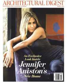 Architectural Digest - March 2010
